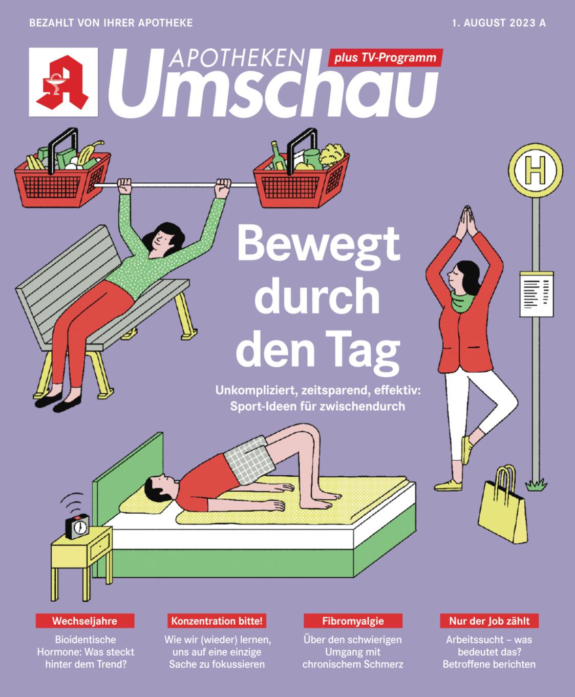 Zeitschrift Apotheken Umschau