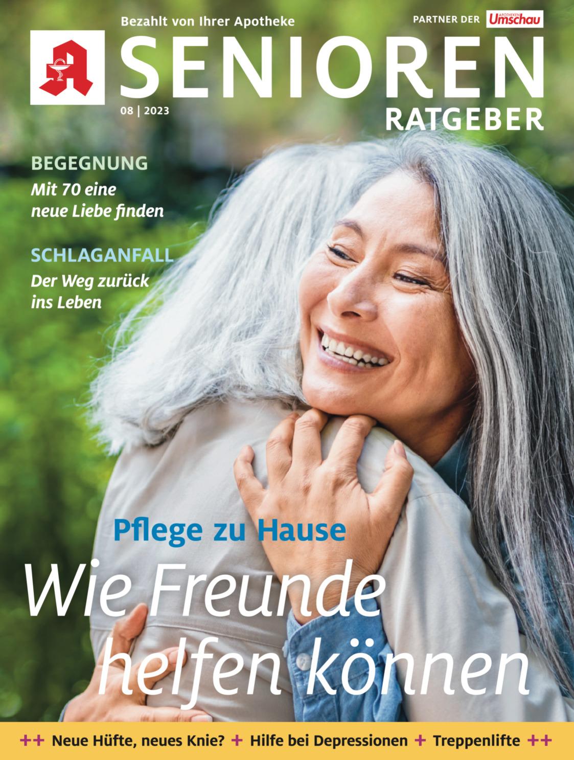 Zeitschrift Senioren Ratgeber