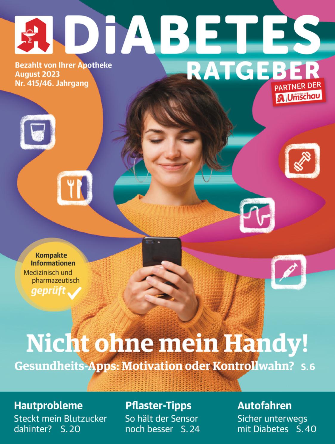 Zeitschrift Diabetes Ratgeber